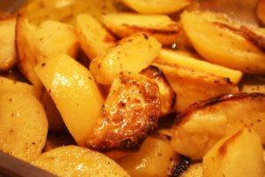 πατατες φουρνου (Γρανιτης)