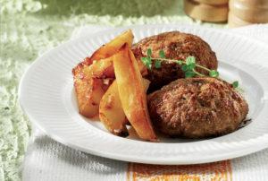 Afrata-mpiftekia-me-patates-fournou