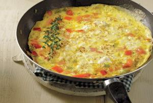 Omeleta-me-tyri