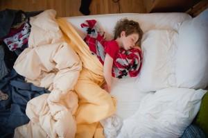 Sleeping-child-