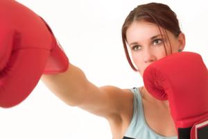 MMA-woman