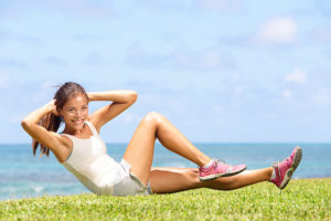 bigstock-Exercising-fitness-woman-doing-47575567