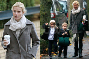 Photos-Gwyneth-Paltrow-London-Kids-Apple-Moses