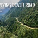 ΟΔΗΓΩΝΤΑΣ ΣΤΟΝ YUNGAS ROAD (DEATH ROAD), ΒΟΛΙΒΙΑ